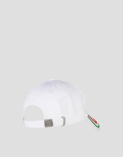 Scuderia Ferrari Online Store - Adjustable Italian flag hat - Baseball Caps