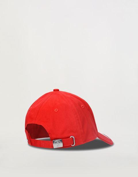 Scuderia Ferrari Online Store - Cappellino uomo con tricolore - Cappellini da Baseball