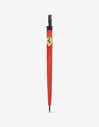 Scuderia Ferrari Online Store - Extra-large umbrella with Ferrari Shield - Regular Umbrellas