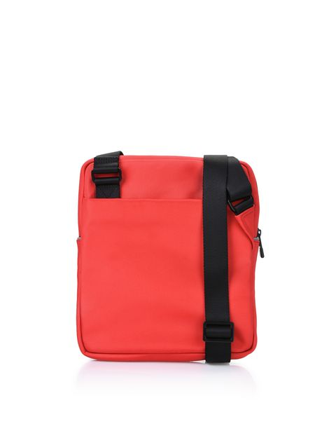 Crossbody bag with contrasting colour details