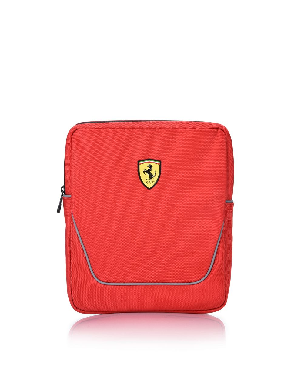 6435db0e Ferrari Crossbody bag with contrasting colour details Man | Scuderia ...
