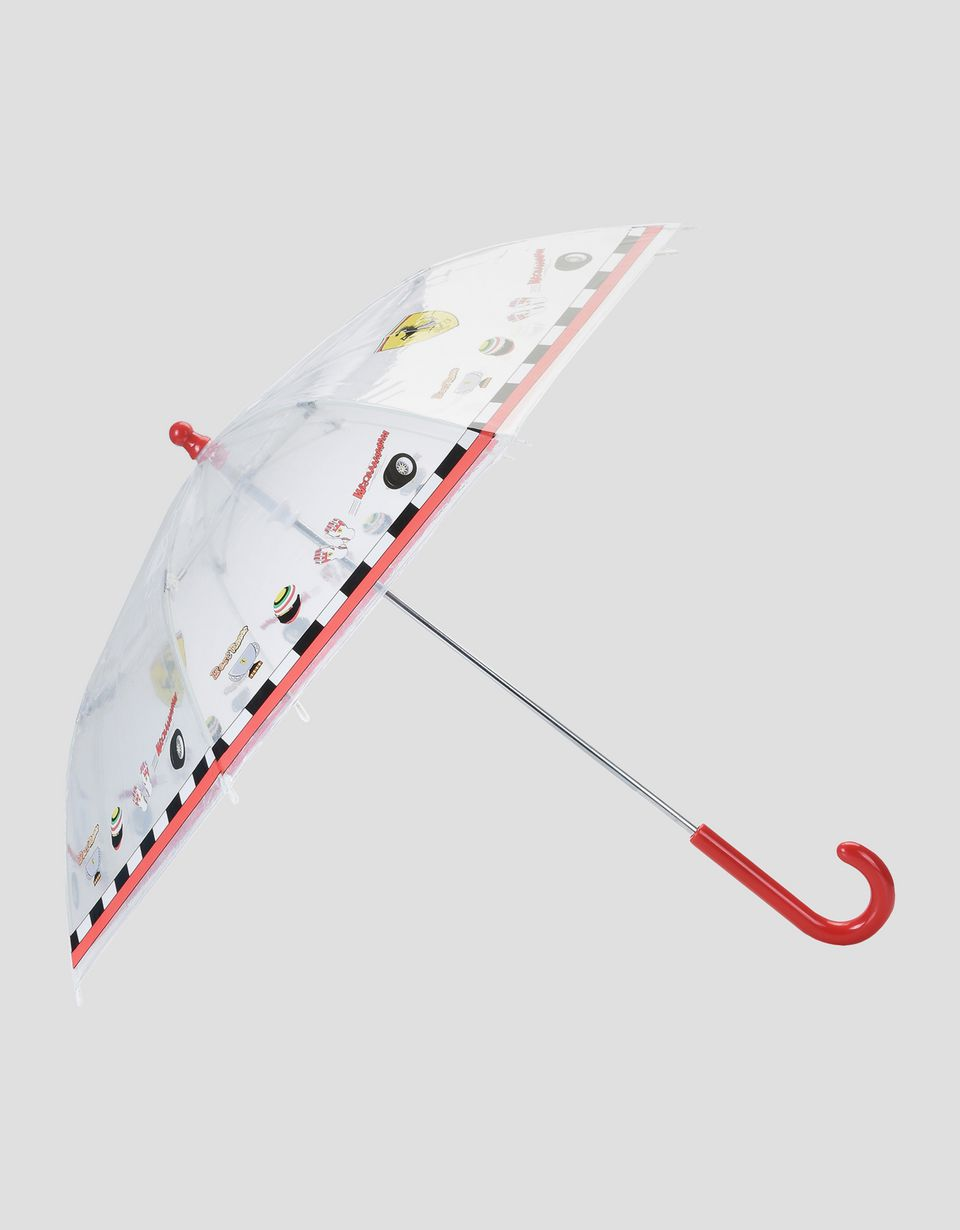 Scuderia Ferrari Online Store - Scuderia Ferrari umbrella for children -