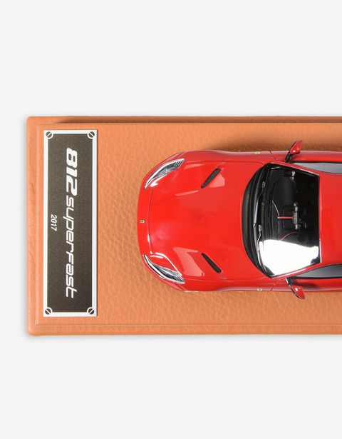 Scuderia Ferrari Online Store - Ferrari 812 model in 1:43 scale - Car Models 01:43