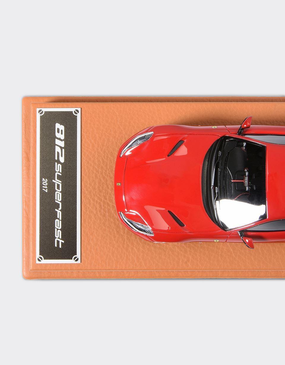 Scuderia Ferrari Online Store - Modellino Ferrari 812 in scala 1:43 - Modellini Auto 1:43