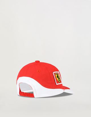 Scuderia Ferrari Online Store - Scuderia Ferrari Red Team Infant Cap - Baseball Caps