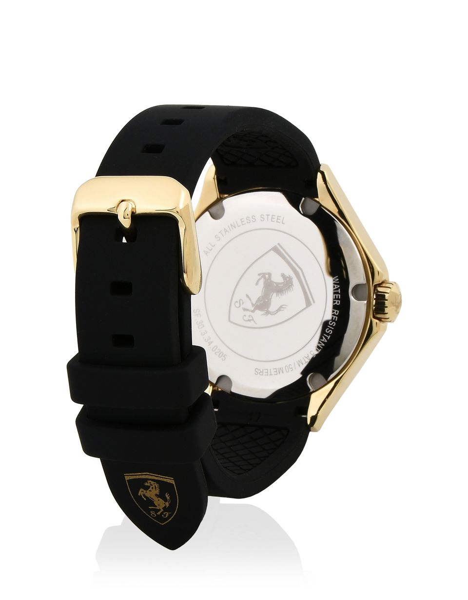Scuderia Ferrari Online Store - Women's Race Day quartz watch -