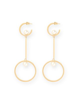 Darcey dangling earrings