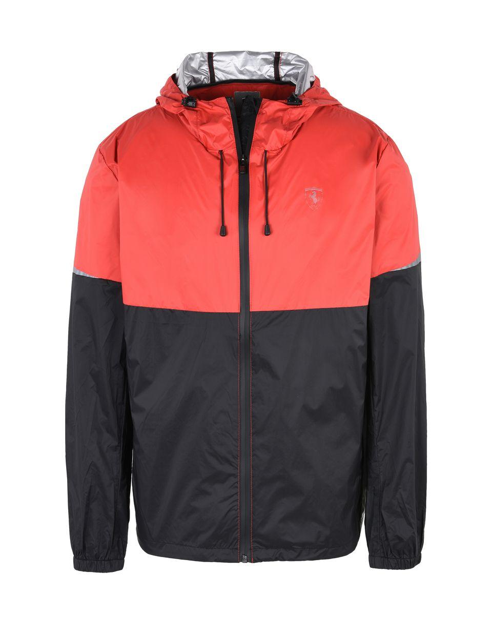 Scuderia Ferrari Online Store - Мужская спортивная куртка - Бомберы и гоночные куртки