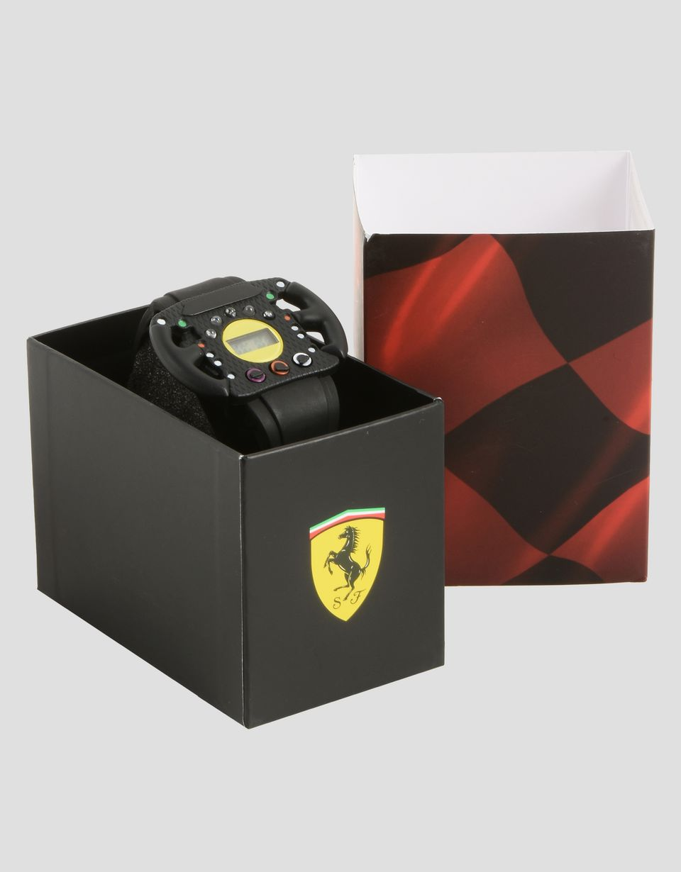 Scuderia Ferrari Online Store - Digital watch for teens -