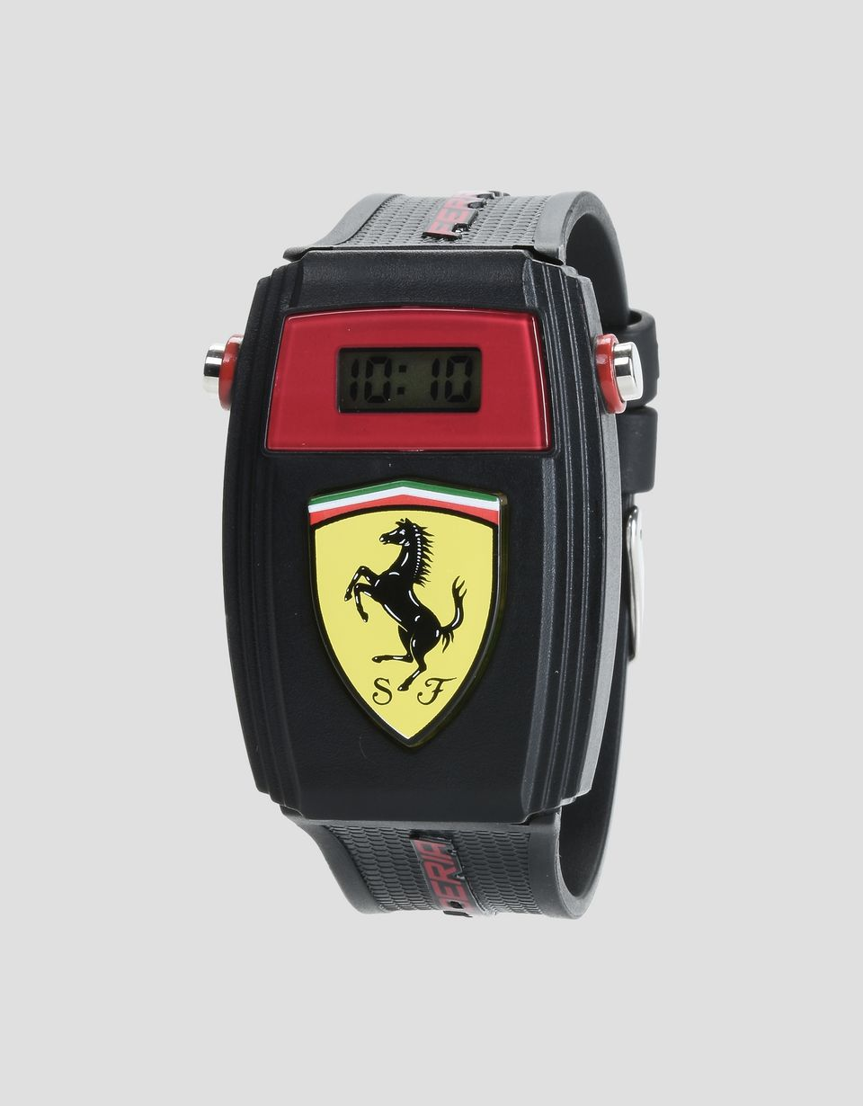 Scuderia Ferrari Online Store - Digital watch for teens - Quartz Watches