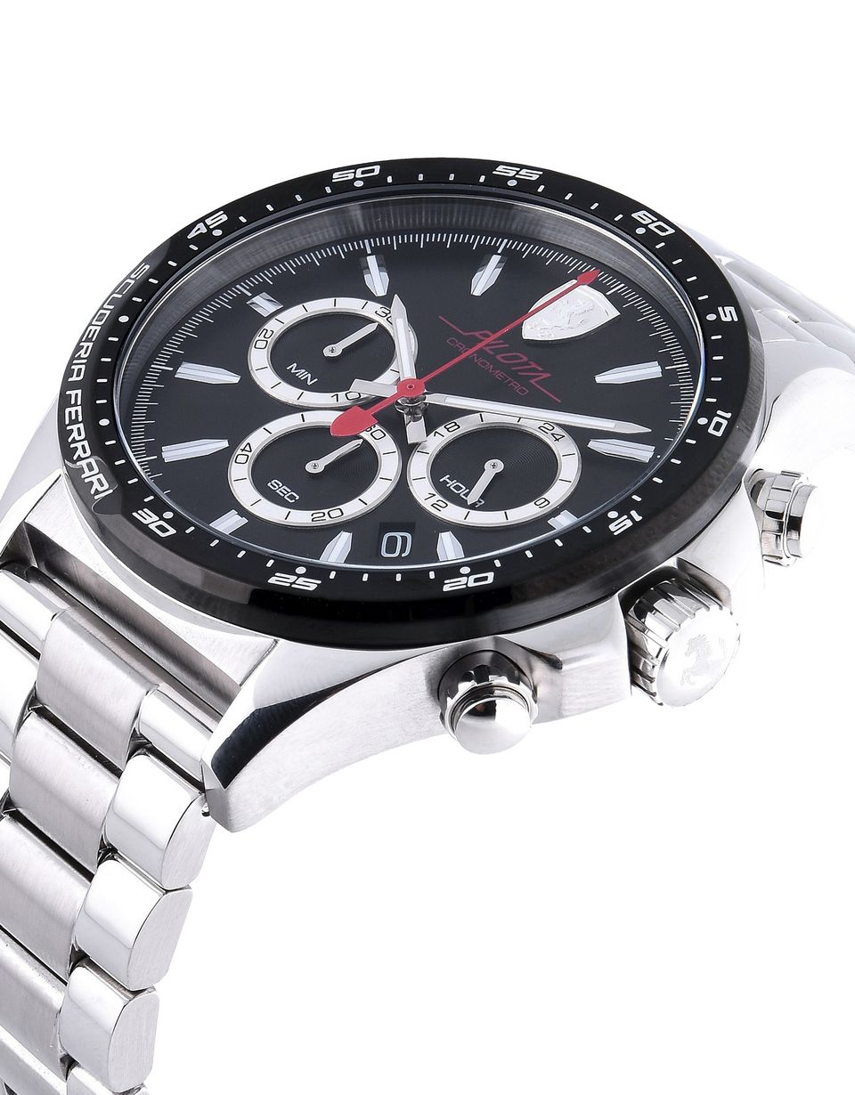 Scuderia Ferrari Online Store - Pilota Chronograph Watch - Chrono Watches