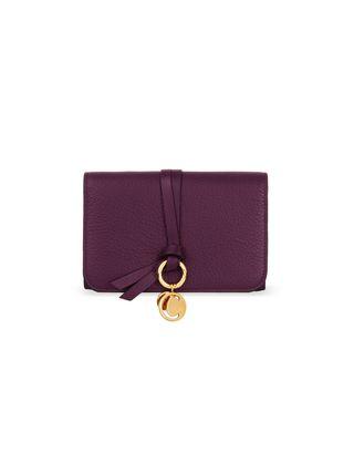 Alphabet wallet