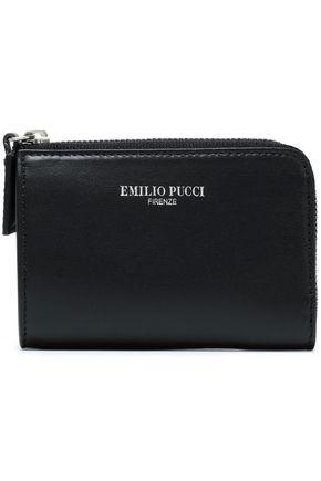EMILIO PUCCI Leather wallet
