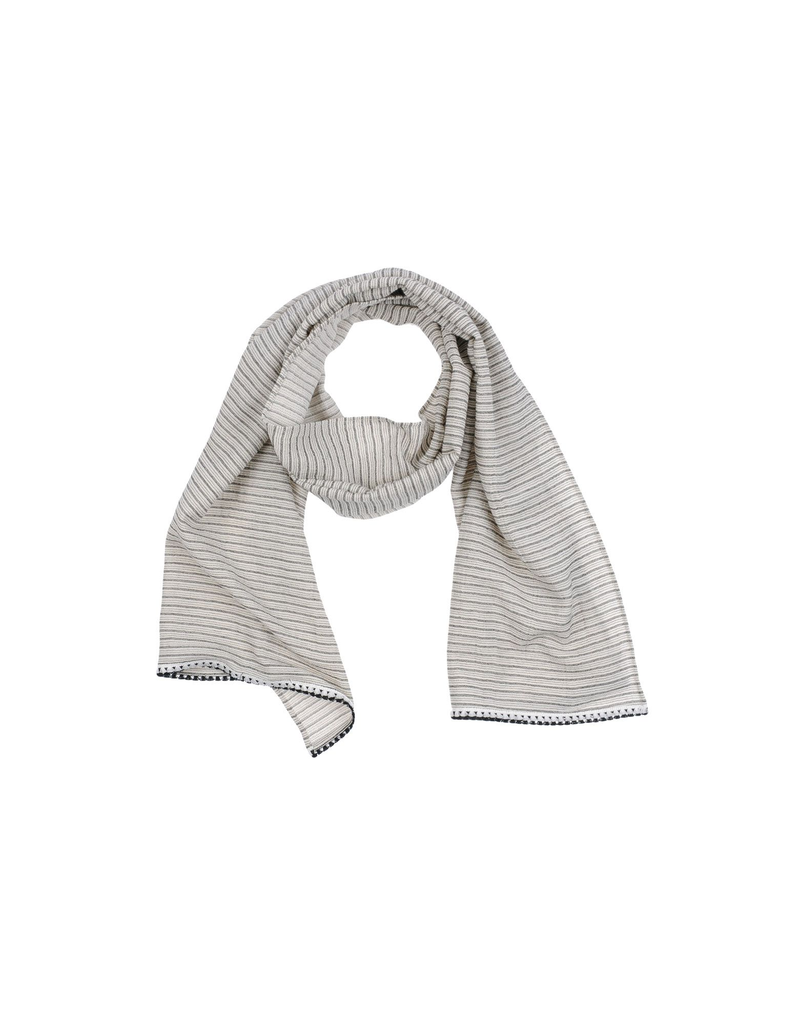 SESSUN Scarves in Ivory