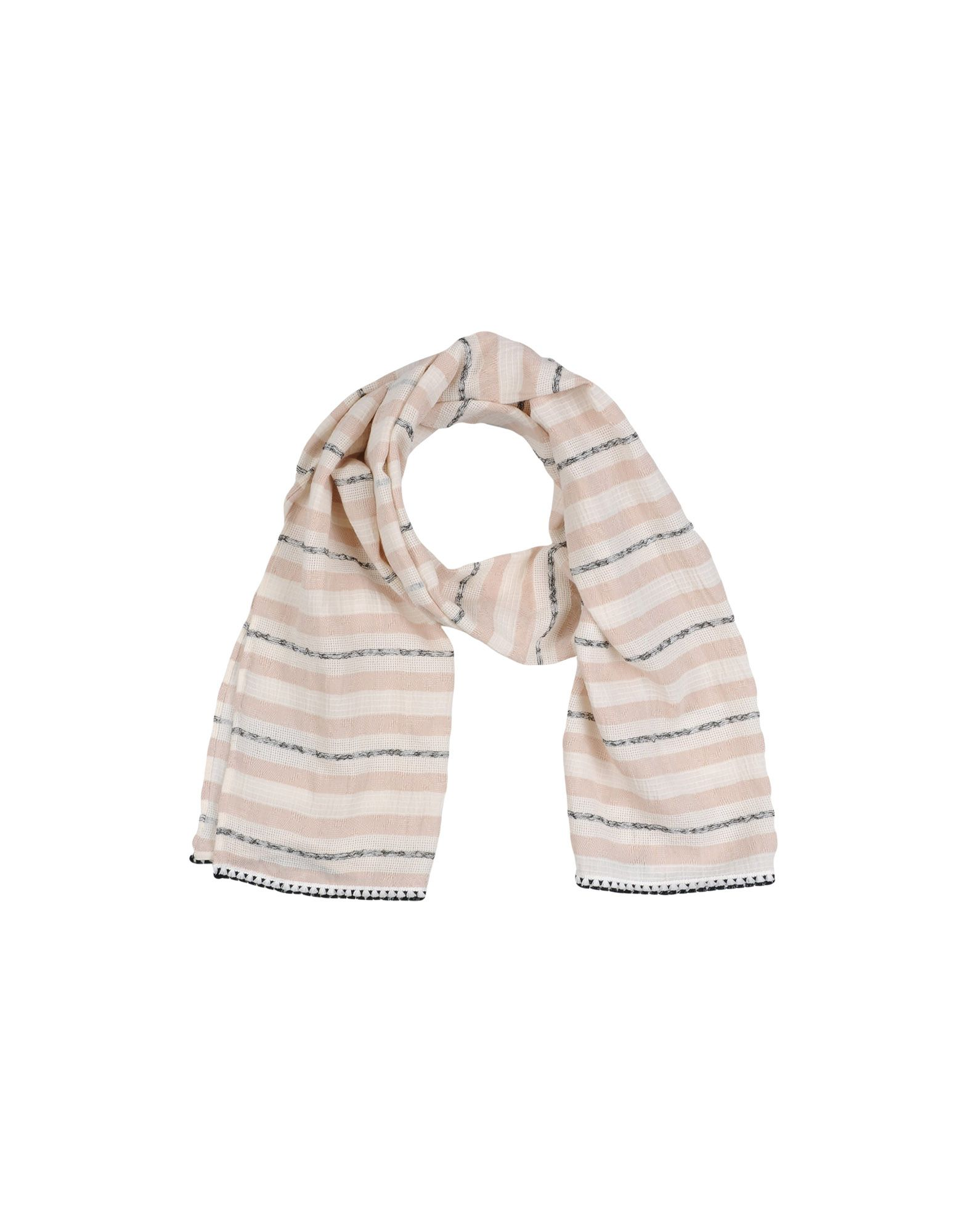 SESSUN Scarves in Beige