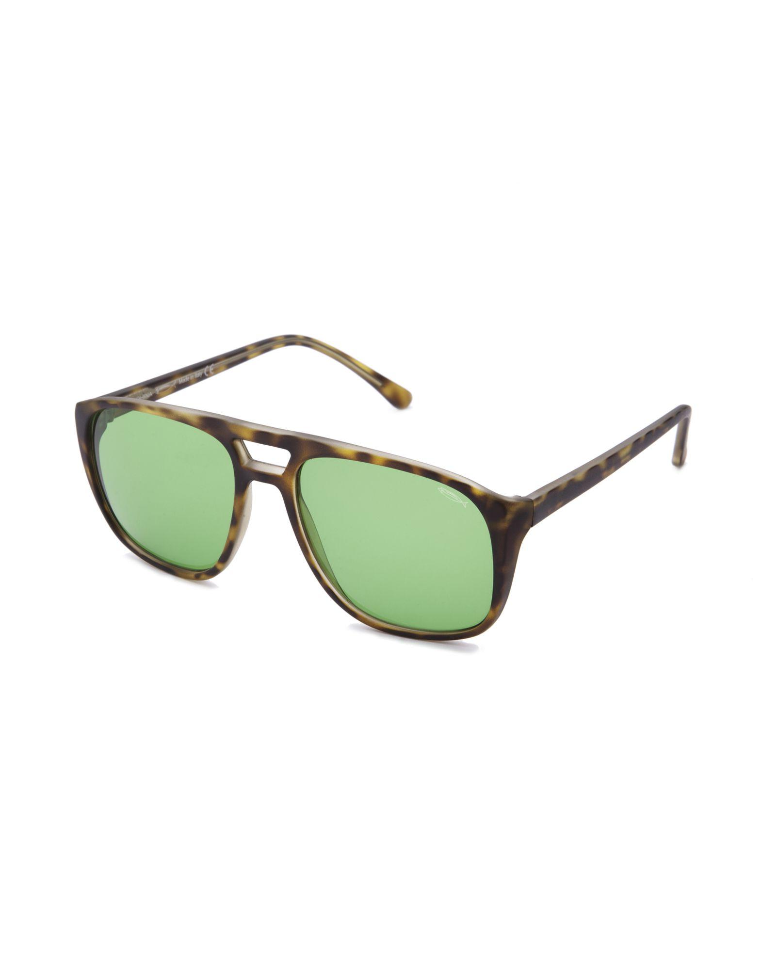 SARAGHINA Солнечные очки бусы из янтаря солнечные дни
