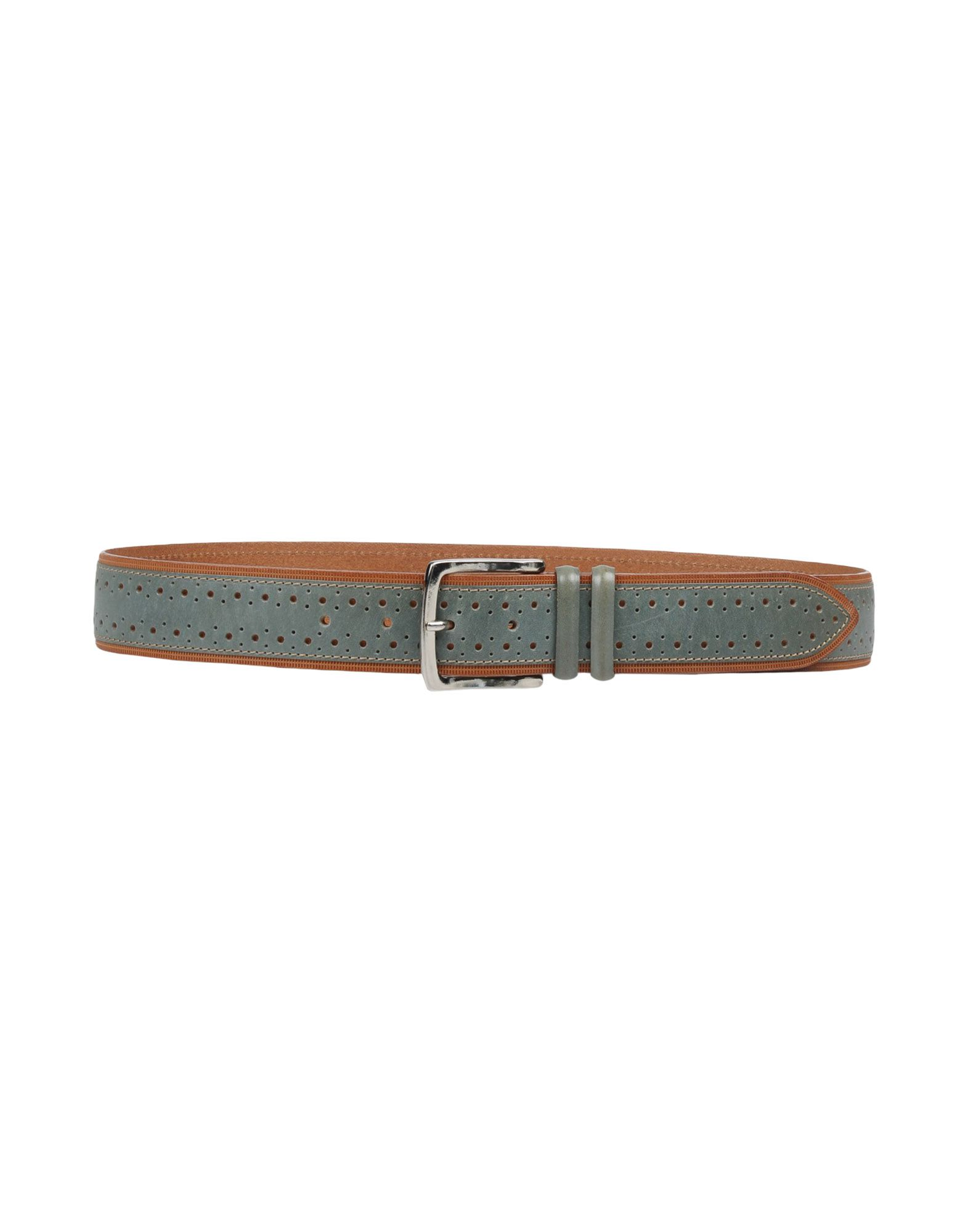 CLAUDIO ORCIANI Regular Belt in Green