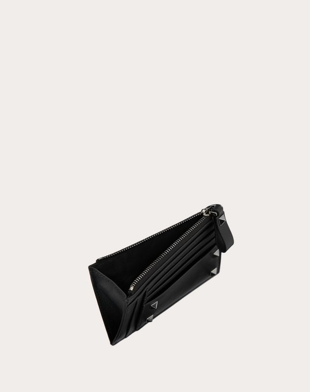 Rockstud Card Case/Coin purse