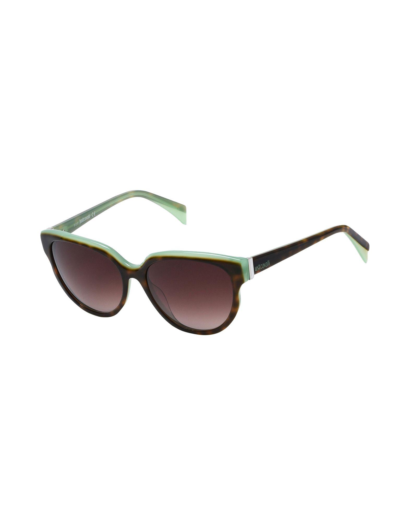 JUST CAVALLI Солнечные очки бусы из янтаря солнечные дни