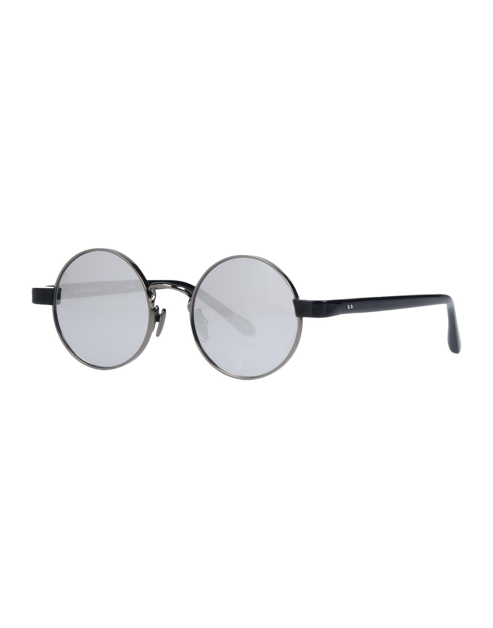 LINDA FARROW Солнечные очки linda sparrowe yoga