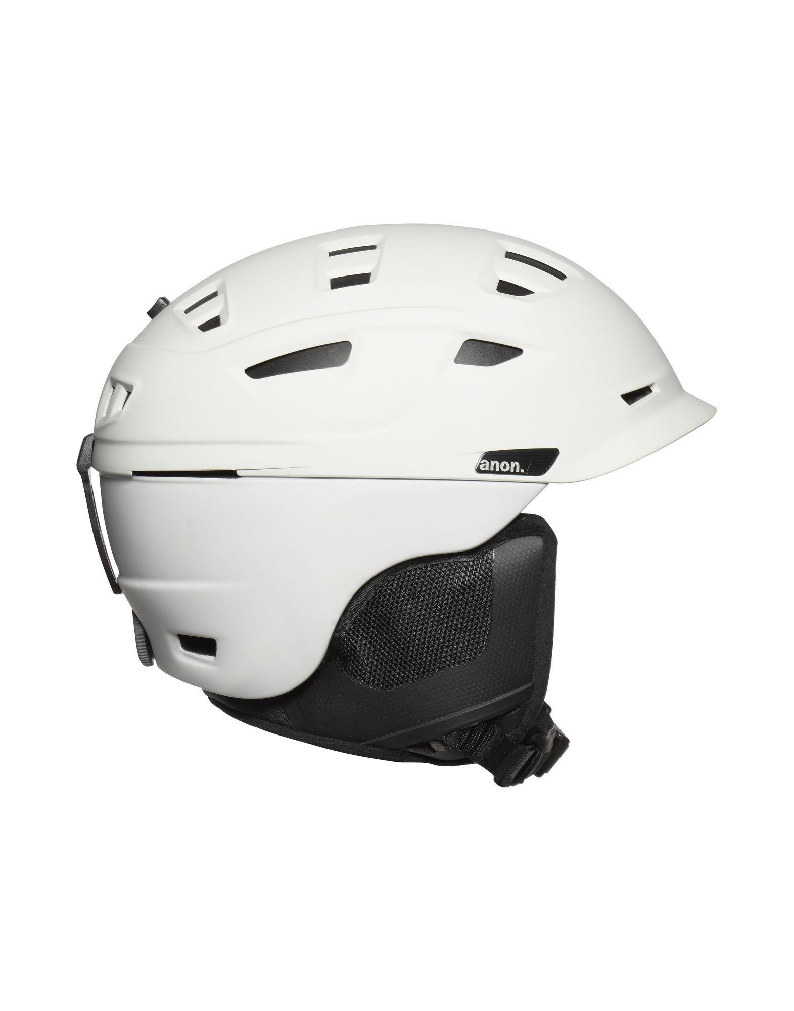ANON. Шлем anon маска сноубордическая anon somerset pellow gold chrome