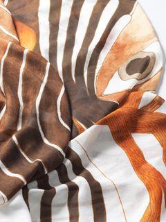 Artistic scarf