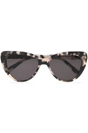 PRISM Cat-eye tortoiseshell acetate sunglasses