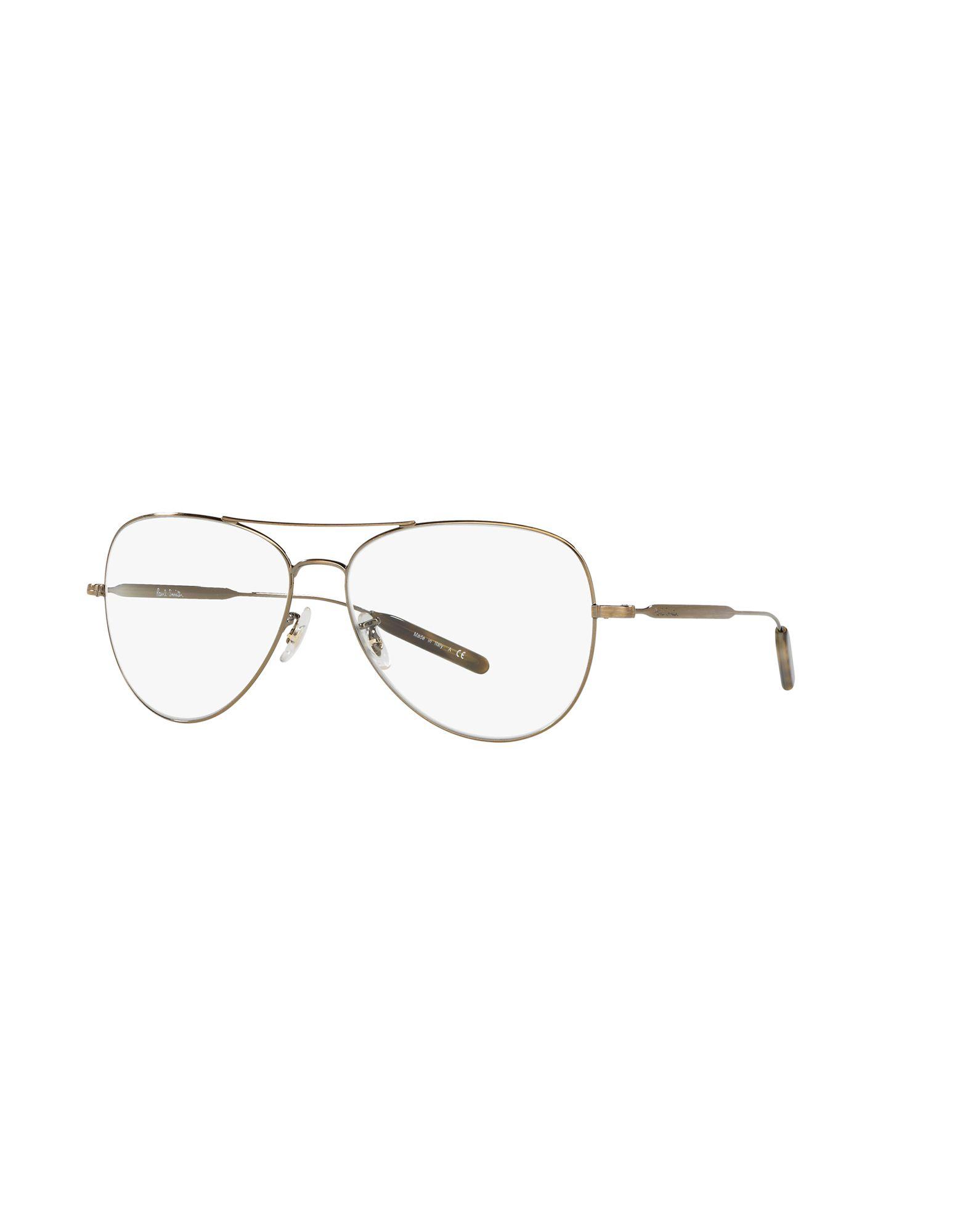 PAUL SMITH Herren Brille Farbe Bronze Größe 1