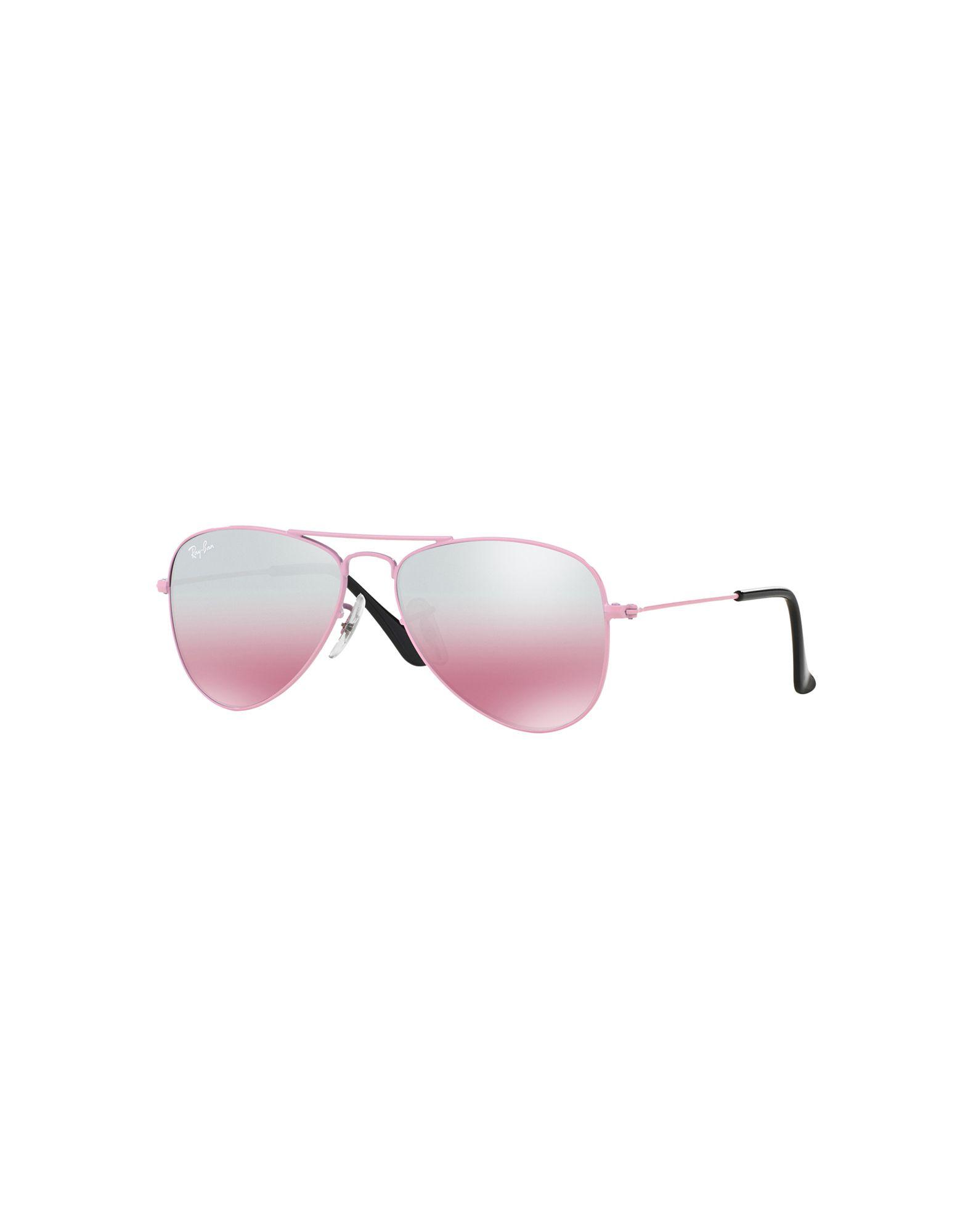 RAY-BAN JUNIOR Солнечные очки объективы и линзы