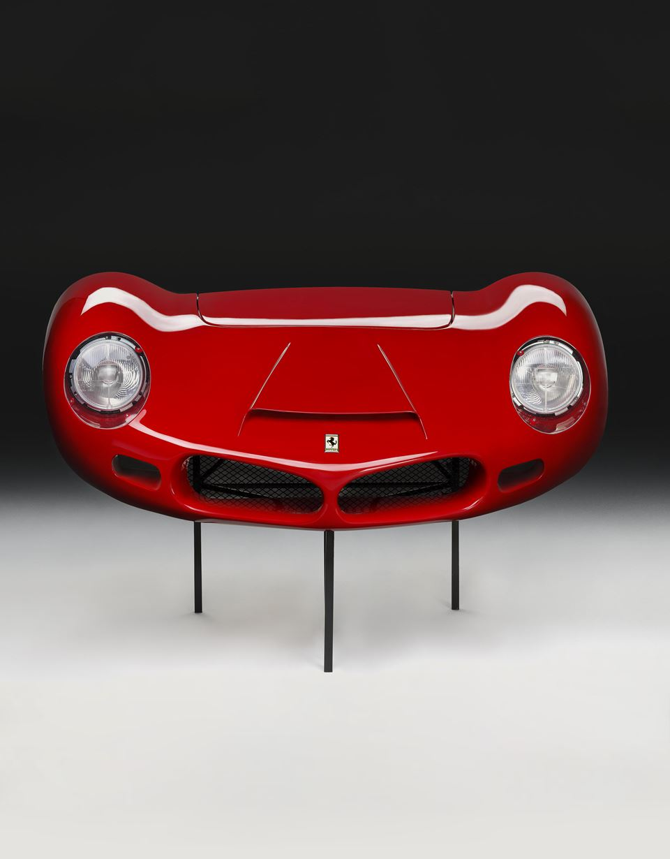 Scuderia Ferrari Online Store - 1962 Ferrari 268 SP front end - GT Replicas