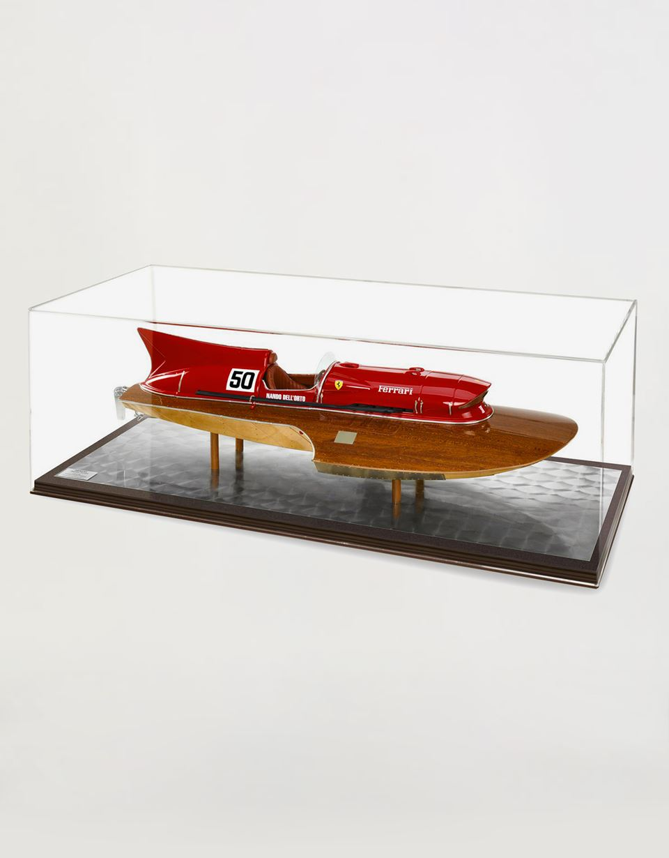Scuderia Ferrari Online Store - 1:8 scale Arno XI motorboat model - Car and Boat Models 1:8