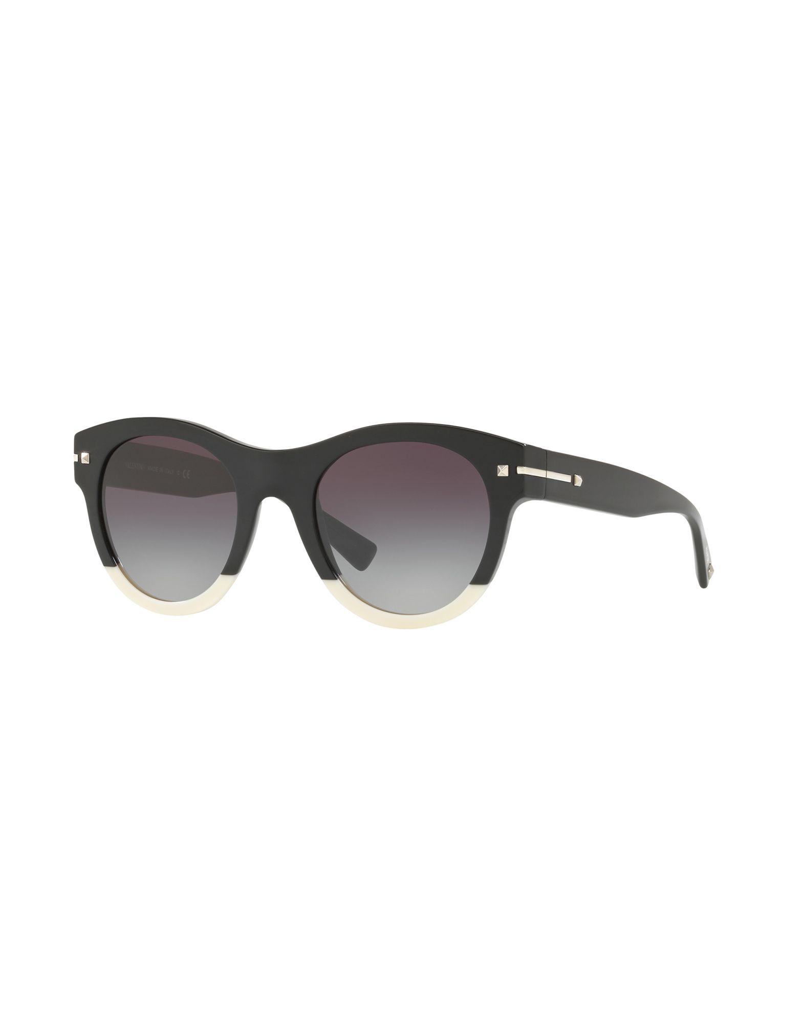 VALENTINO Солнечные очки бусы из янтаря солнечные ежики