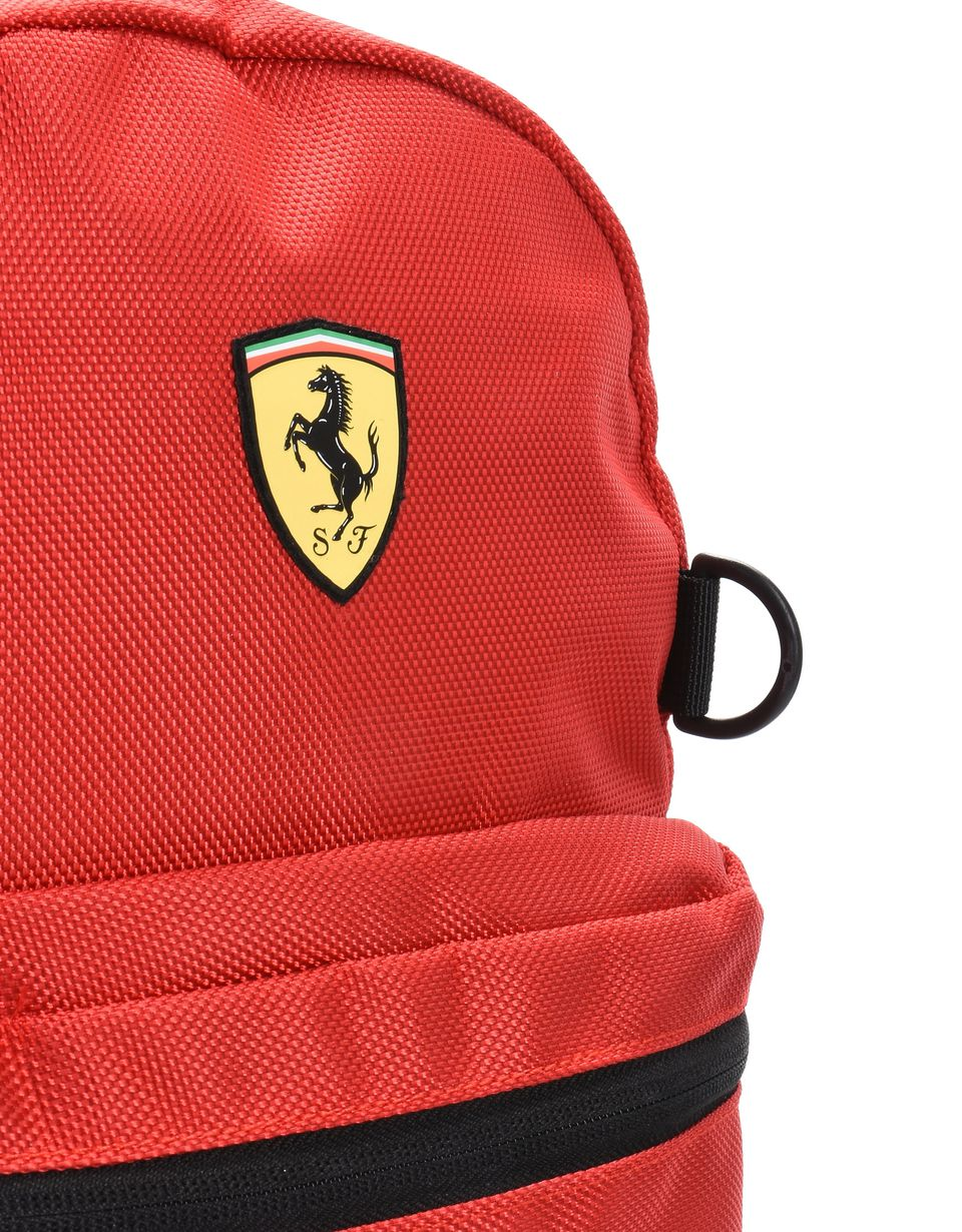 Scuderia Ferrari Online Store - Fabric backpack for children -