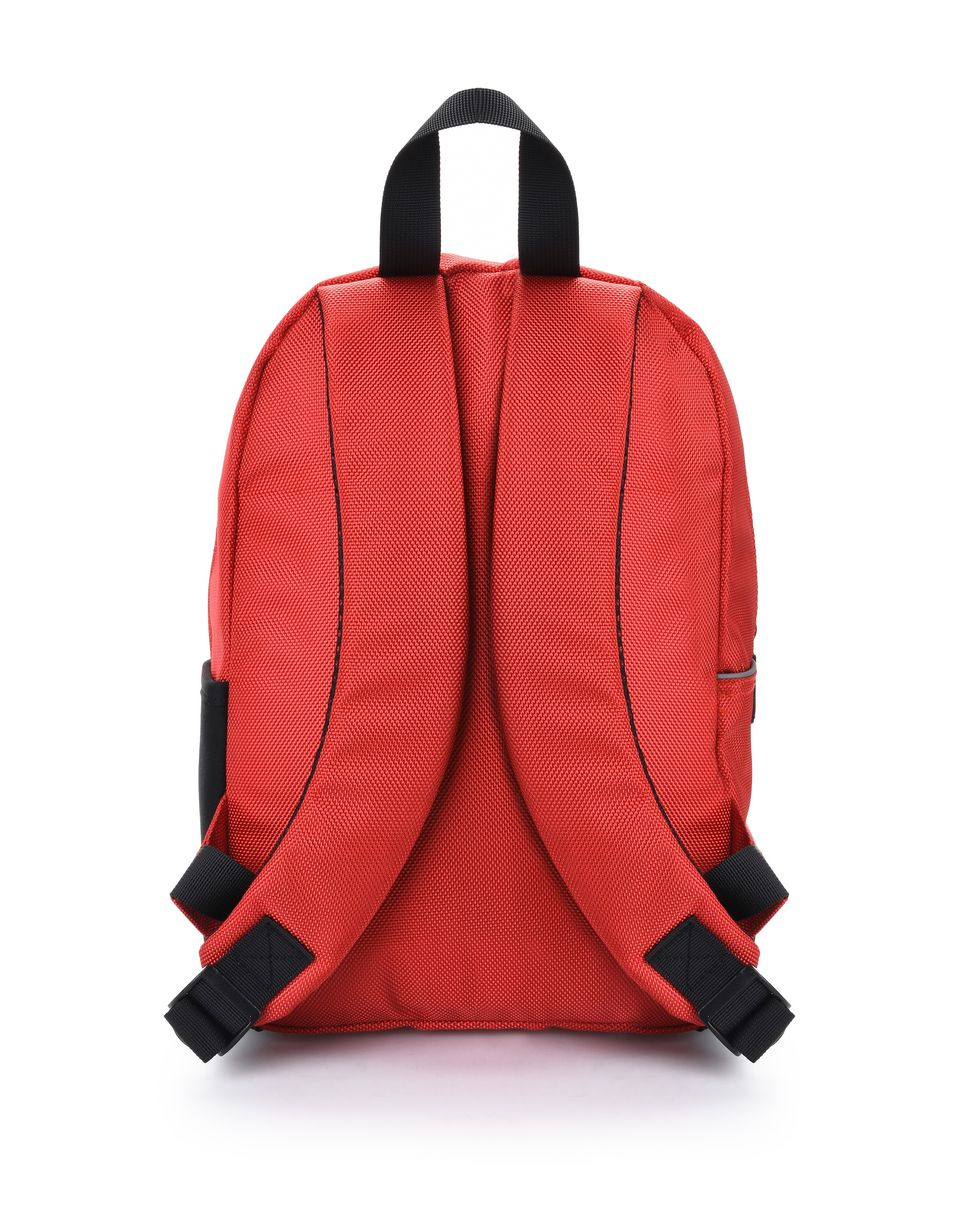 Scuderia Ferrari Online Store - Girls' fabric backpack with all-over print - School Bags