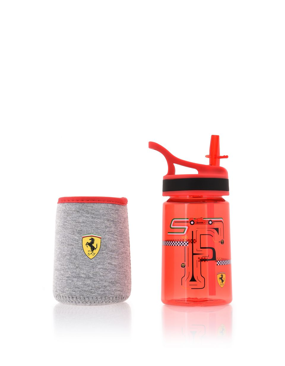 Scuderia Ferrari Online Store - F-Racing anti-drip bottle for kids - Flasks & Bottles
