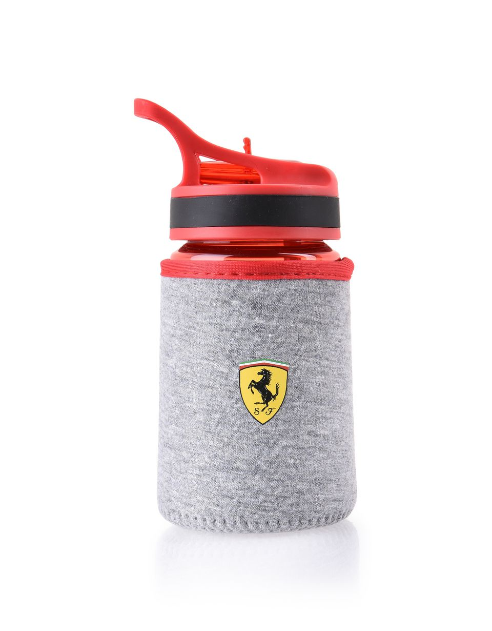 Scuderia Ferrari Online Store - F-Racing anti-drip water bottle for kids - Flasks & Bottles
