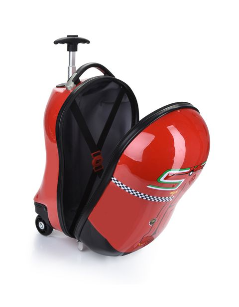Kids' F-Racing hardside wheeled suitcase