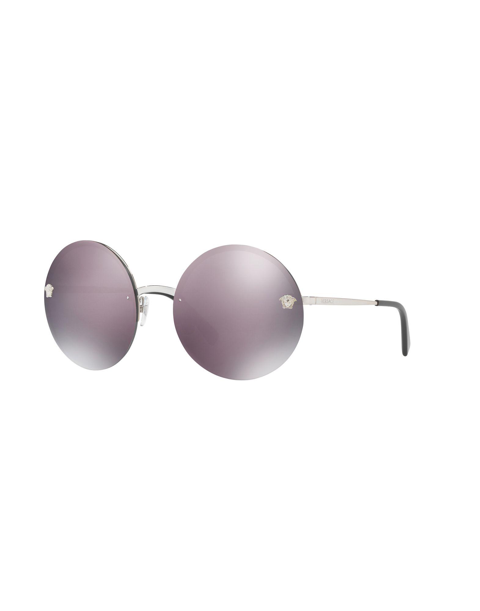 VERSACE Солнечные очки бусы из янтаря солнечные ежики