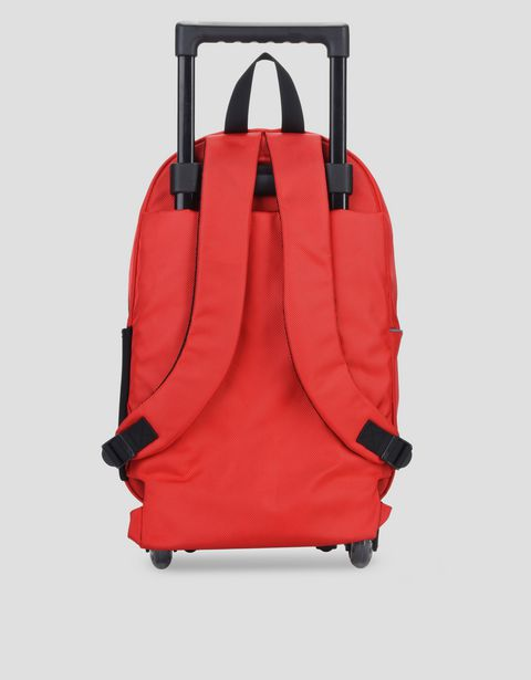 Scuderia Ferrari Online Store - Kids Scuderia Ferrari wheeled backpack - Trolleys & Luggage