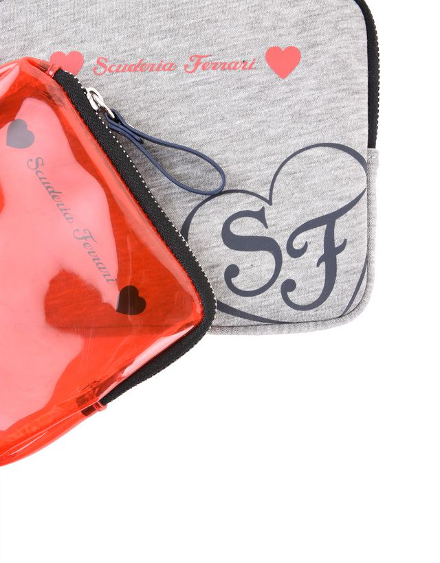 Scuderia Ferrari Online Store - Girls' pouch set - Clutches