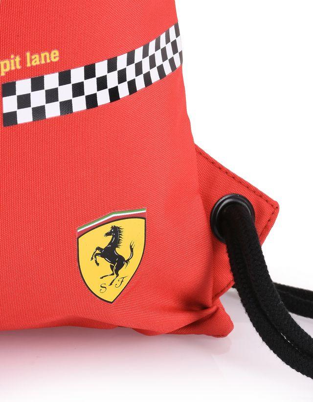 Scuderia Ferrari Online Store - Kids F-Racing drawstring backpack - Drawstring Bags