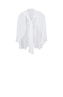 ALBERTA FERRETTI Blouse Woman Drawstring shirt f