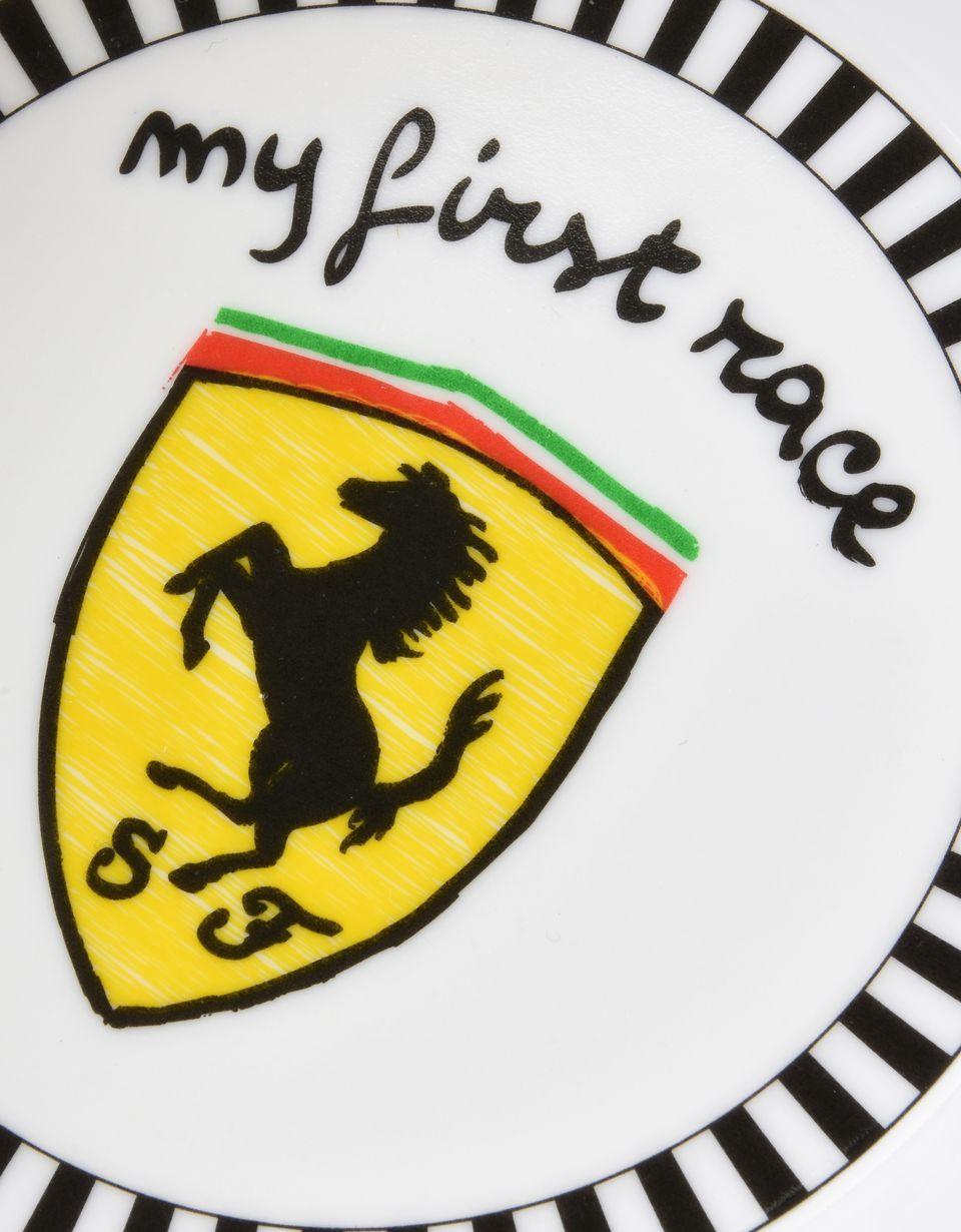 Scuderia Ferrari Online Store - Scuderia Ferrari feeding set - Soothers & Accessories