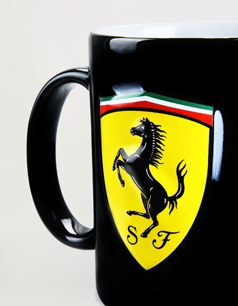 Scuderia Ferrari Online Store - Scuderia Ferrari mug -