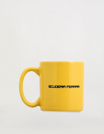 Scuderia Ferrari mini ceramic coffee mug set
