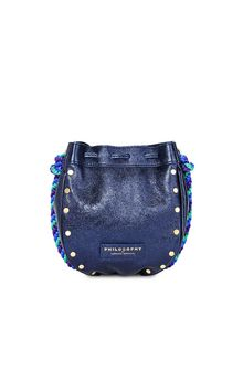 PHILOSOPHY di LORENZO SERAFINI Blue Melody bag BAG Woman e