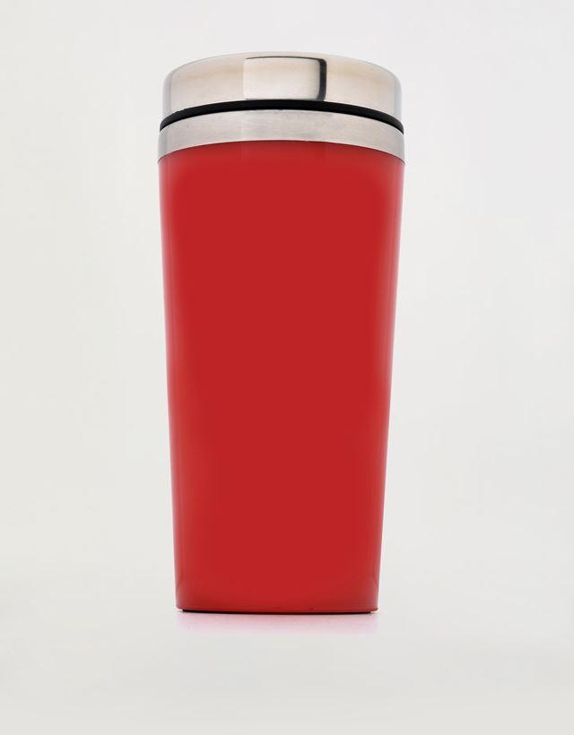 Scuderia Ferrari Online Store - Scuderia Ferrari insulated travel mug - Mugs & Cups