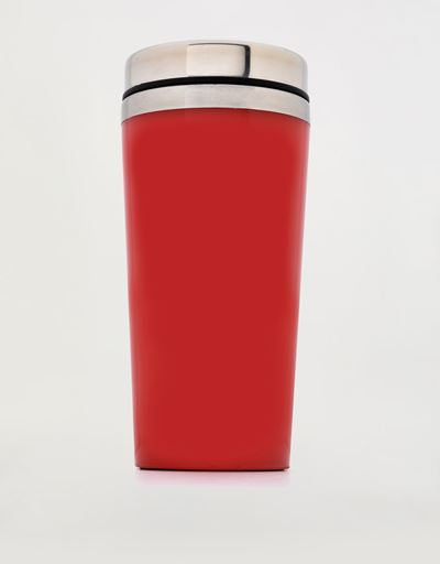 15.2 oz Scuderia Ferrari thermal travel mug