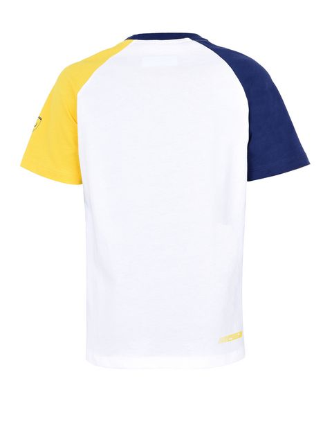 Jersey T-shirt for teens with all-over print