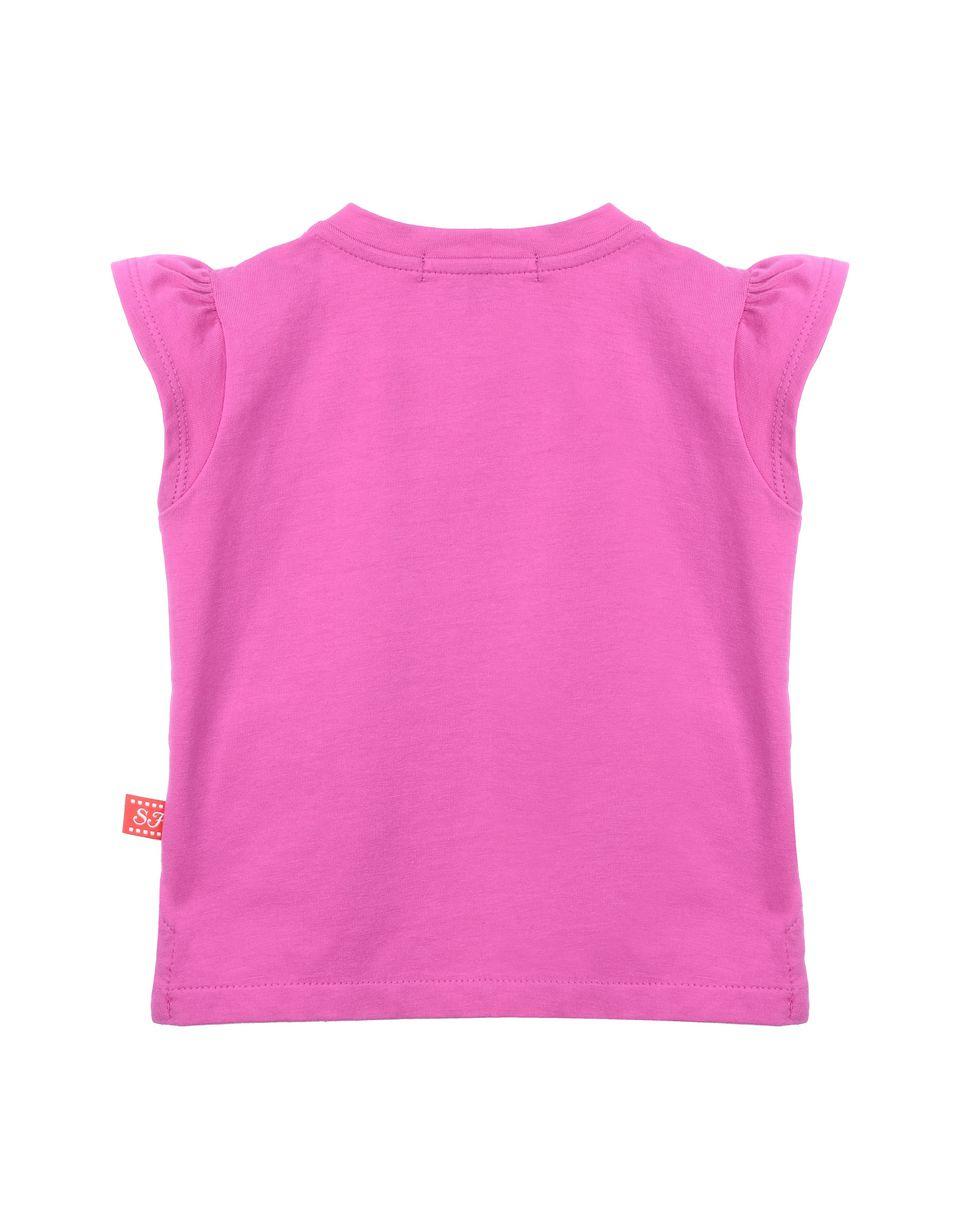 Scuderia Ferrari Online Store - Baby cotton T-shirt - Short Sleeve T-Shirts